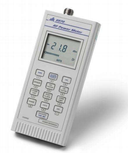 Rf Power Meter : Rf power meter b meratronik sa