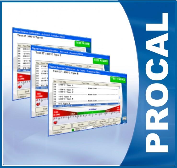 Software Procal Meratronik Sa